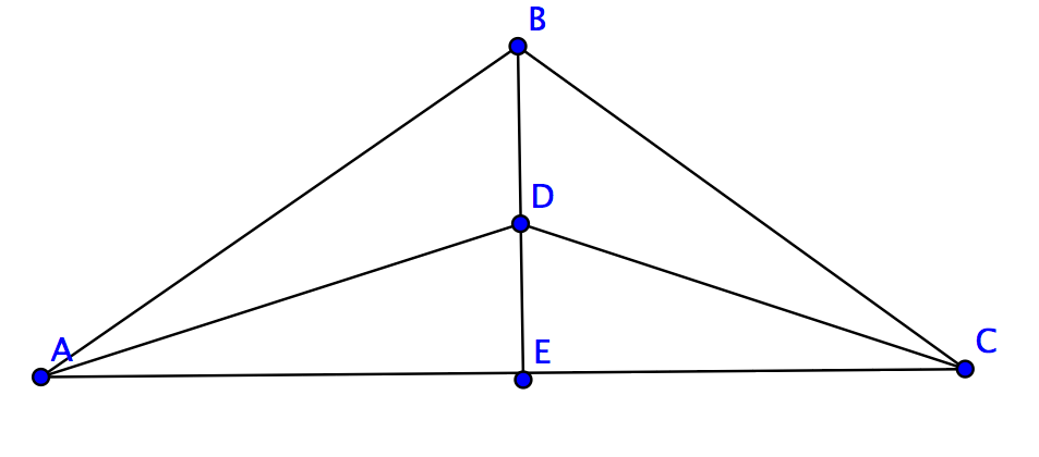 Uni euclidean geometry licensed for non commercial use only because a boomerang is also a kite ab is still congruent to bc and ad is congruent to dc by definition of a kite triangles abd and cbd share side bd and ccuart Image collections